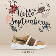 September is back! 🔷  #September #Setembro #Sneakers #Footwear #Shoes #ShoeLover #sapatos #PortugueseShoes #PortugueseInspiration #Lazuli #LazuliShoes #Azulejos #Tiles Lazuli, Baby Shoes, Spring Summer, Kids, Inspiration, Clothes, Tiles, Biblical Inspiration, Clothing Apparel