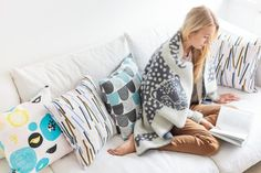 Kauniste Textiles + Home Products From Finland (via Bloglovin.com )