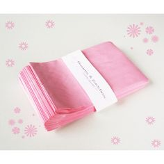 """25- 4 3/4x6 3/4"""" Gourmet Bags Glassine Lined Paper for decorate,... ($4.20) ❤ liked on Polyvore"""