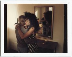 Available for sale from David Zwirner, Philip-Lorca diCorcia, Untitled (n.d.), Polaroid, 3 3/8 × 4 1/4 in