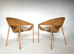 unknown - The design is near identical to a chair by Francis Mair, 1961