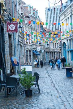 Vieux Lille (Tamper est dans cette rue-là, si seulement j'me souvenais comment y aller sans me perdre avant mdr..)