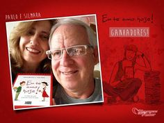A ganhadora da nossa promoção de Dia dos Namorados, a Larissa Velasco, resolveu presentear seus pais com o livro Eu Te Amo Hoje em comemoração aos 29 anos de casado, repletos de amor! Não é lindo? Nós adoramos! Parabéns! #euteamohoje
