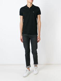 Saint Laurent classic polo shirt