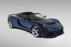 Lotus  Exige III S Roadster  3.5 V6 (350 Hp) Automatic