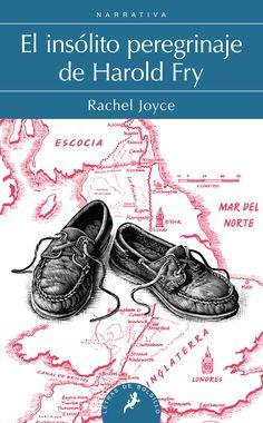 El Insólito peregrinaje de Harold Fry / Rachel Joyce #libro #novela #novel•la #literatura #book #reading #read #novetats #novedades #llibre#bcn RamondAlos