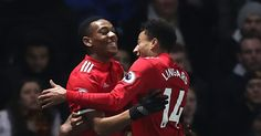 Man Utd beat Watford 4-2 in the Premier League fixture and there were standout performances from Ashley Young and Anthony Martial.