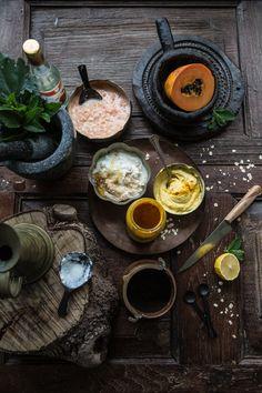 Natural Homemade Yoghurt Wellness Face Masks - Cook Republic