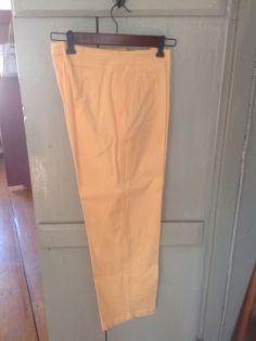 Black color, 2 front zipper pockets, no back pockets, snap/button/zip fly. Pants Outfit, Talbots, Women's Clothing, Khaki Pants, Zipper, Clothes For Women, Accessories, Ebay, Shoes