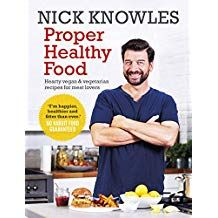 """Read """"Proper Healthy Food Hearty vegan and vegetarian recipes for meat lovers"""" by Nick Knowles available from Rakuten Kobo. In 2015 Nick Knowles felt overweight, unhealthy and was feeling every one of his 53 years. He travelled to Thailand for . Vegetarian Cookbook, Vegan Vegetarian, Vegetarian Recipes, Healthy Recipes, Vegan Food, Detox Recipes, Drink Recipes, Healthy Foods, Lunch Recipes"""
