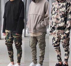 Styles 4 men Boy Fashion, Fashion Outfits, Yeezy Fashion, Outfits Hombre, Mens Clothing Styles, Guys And Girls, Cool Outfits, Street Wear, Menswear