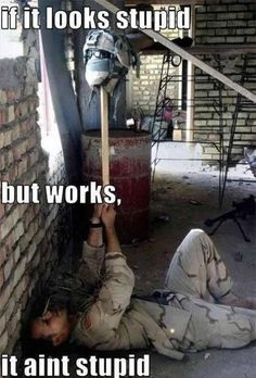 Funny pictures about Sniper check. Oh, and cool pics about Sniper check. Also, Sniper check photos. Military Jokes, Military Life, Military Service, Humor Militar, Foto Fails, Funny Memes, Hilarious, Videos Funny, Support Our Troops