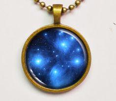 A dose of Dannie: Pleiades constellation (Star Clusters)
