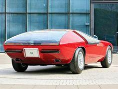 Image result for 1969 Bitter CD concept car