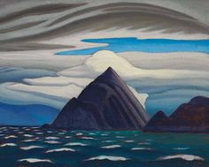 View Morin Island, Eclipse Sound, North Baffin Island, Arctic Painting XXXVI by Lawren Harris on artnet. Browse upcoming and past auction lots by Lawren Harris. Arctic Landscape, Abstract Landscape, Landscape Paintings, Art Paintings, Emily Carr, Canadian Painters, Canadian Artists, Group Of Seven Paintings, Tom Thomson Paintings
