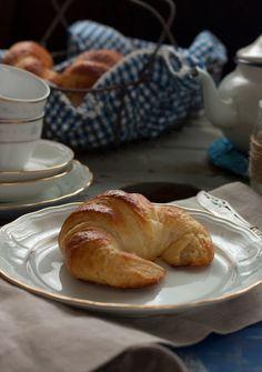 CROISSANT. Receta, paso a paso y consejos. | Sweet And Sour