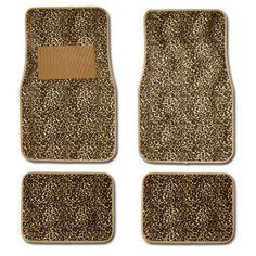 Cheetah Animal Print Auto Floor Mat 4 Pcs Cheetah Racing Bodies http://www.amazon.com/dp/B001J89BHU/ref=cm_sw_r_pi_dp_ppkRub1YZDF2J