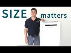 Portable Air Conditioners: Finding the Right Size Size Matters, Air Conditioners, Indoor, Mens Tops, Interior