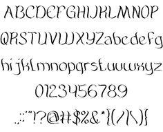 Image for Amazing Symphony font