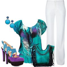 Wild Glow, created by sweetnuff on Polyvore