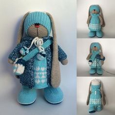 #weamiguru #knitting #вязаныйзаяц #вязанаяигрушка #вязаниеназаказ #вязание #подарокдетям #вязаниеспицами #вязаниекрючком #амигуруми