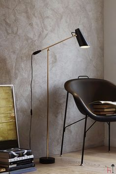 Add lighting to your room with the Birdy floor lamp by Northern Lighting.