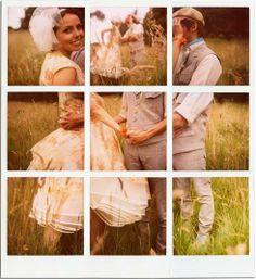 Romantic Polaroid by Juan Felipe Rubio - Pondly