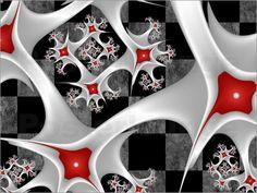 gabiw Art - Fraktal Gegensätze
