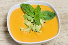 creamy tomato soup.  food process:  3-4 Large ripe tomatoes  ½ cup Brazil nuts  ¼ cup olive oil  1-2 tsps garlic powder or2 cloves fresh garlic  1 tsp honey  1 Tbs Tamari or Nama Shoyu  2 TbsNutritional Yeast Flakes  sea salt to taste  ½ cup water