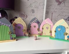 fairy door with pers