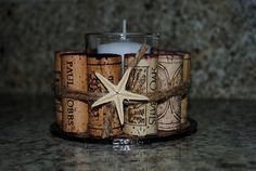 love this wine cork votive- why make this when you can get one for $12? or two for 18? GREAT gift ideas... i've bought from this etsy seller before and have been very happy with my purchases!!