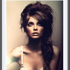 Hair & Make-up Bridgette Bardot  LOVE @Shae Lynn VipSocialite