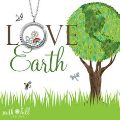 This month we celebrate the beauty and wonder of our planet and all of its inhabitants, especially you!  http://SouthHillDesigns.com/TammyTamayo