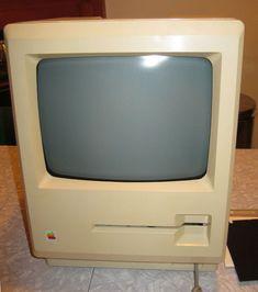 Mac M0001 RARE 1984 Introducing Macintosh 128K BROCHURE Poster from SEALED Pack