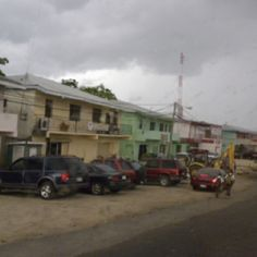 Belize City, Belize  This is what it really looks like....I am not going back