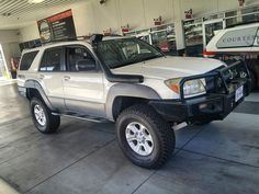 This is pure Red Mccombs, Toyota 4runner, Car Garage, Pure Products, Vehicles, Car, Carriage House, Vehicle, Tools