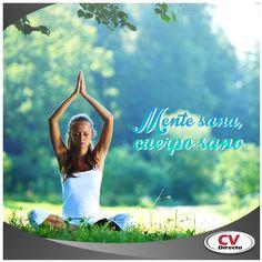 Evita el #estres con #meditacion, #yoga o un #masaje relajante y mantén sanos cuerpo y mente.