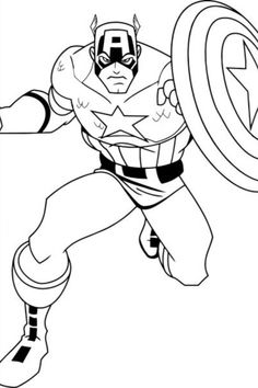 Are you looking for free Captain America Coloring Pages for free? We are providing free Captain America Coloring Pages for free to support parenting in this pand Math Shapesmic! #CaptainAmericaColoringPages #ColoringPagesCaptainAmerica #Captain #America #Coloring #Pages #Worksheets #WorksheetSchools Captain America Coloring Pages, Avengers Coloring Pages, Superhero Coloring Pages, Spiderman Coloring, Lego Coloring Pages, Marvel Coloring, Coloring Pages For Boys, Coloring Pages To Print, Printable Coloring Pages