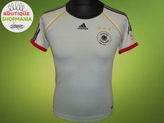 GERMANY National HOME 2005-2007 (Boys M-L) ADIDAS FOOTBALL SHIRT Jersey  Trikot cebb6e13e