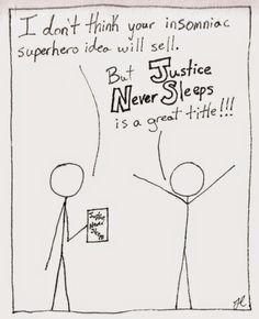 True Story: Justice Never Sleeps
