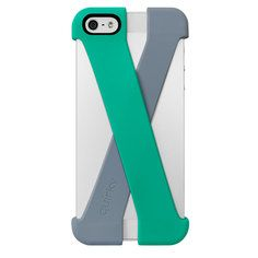 Crossover iPhone 5/5S Green Blue, $34.99, now featured on Fab.