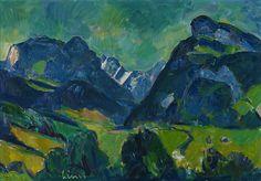 Liner, Carl Walter (St. Gallen 1914-1997 Appenzell)
