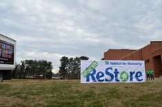 "Habitat Forsyth Launches ""Reuse ReStore Renew"" Capital Campaign and Previews New ReStore Location"