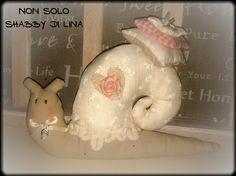 lumachina tilda (snail  tilda)