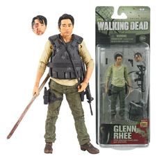 walking dead action figure - glenn