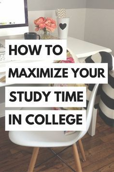 Making the most of your study time in college can be difficult, but don't worry! We've got you covered with these tips on how to study effectively in college.