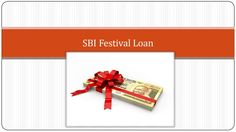 #SBIFestivalLoan: Check here more info