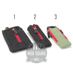 Mod Case Vape Case Mod Belt Holder Vape Belt Case Mechanical Mod Case