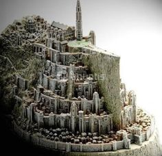 WETA-SIDESHOW-LOTR-RETURN-OF-THE-KING-LORD-OF-THE-RINGS-GERMAN-ED-MINAS-TIRITH