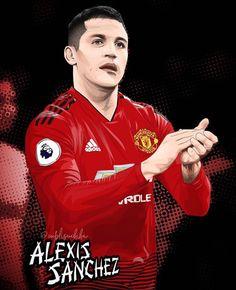 Man Utd Fc, Manchester United Football, Football Art, Godly Man, Soccer, The Unit, Club, Illustration, Sports